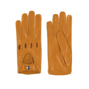Light brown 208 Driving Gloves