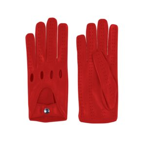 Red 209 Driving Gloves