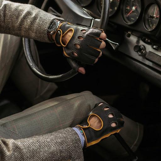 Mazzoleni Driving Gloves