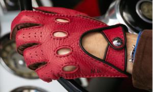 Bespoke Mazzoleni Gloves